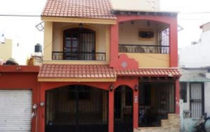 Foto de casa en venta en  210, infonavit playas, mazatlán, sinaloa, 1984032 No. 01