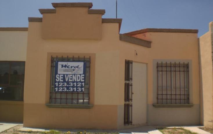 Foto de casa en venta en  210, la hacienda, san luis potos?, san luis potos?, 894625 No. 01