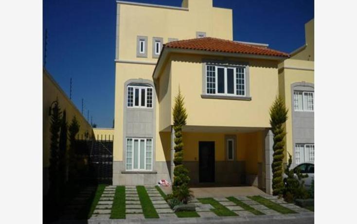 Foto de casa en venta en independencia 2107, san salvador, metepec, méxico, 392536 No. 01
