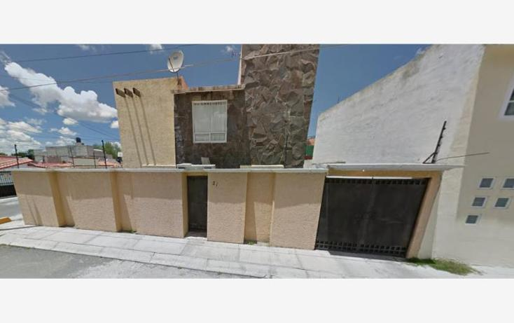 Foto de casa en venta en  211, forjadores, mineral de la reforma, hidalgo, 1470931 No. 03