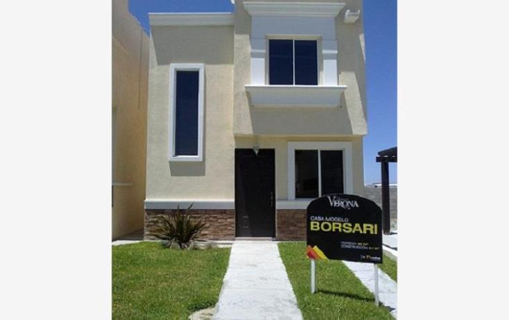 Foto de casa en venta en  211, verona, tijuana, baja california, 1316801 No. 01