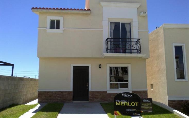 Foto de casa en venta en  211, verona, tijuana, baja california, 1335031 No. 01