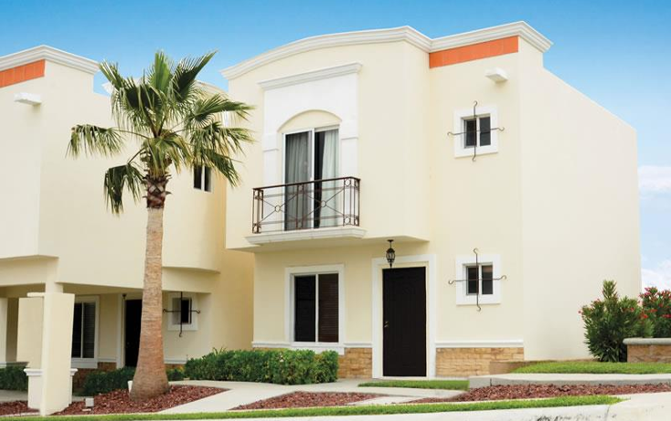 Foto de casa en venta en  211, verona, tijuana, baja california, 1335033 No. 01
