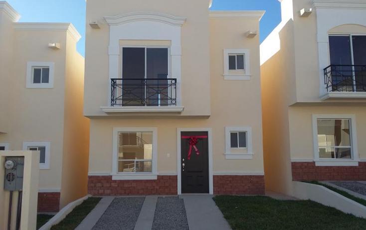 Foto de casa en venta en  211, verona, tijuana, baja california, 1340895 No. 01