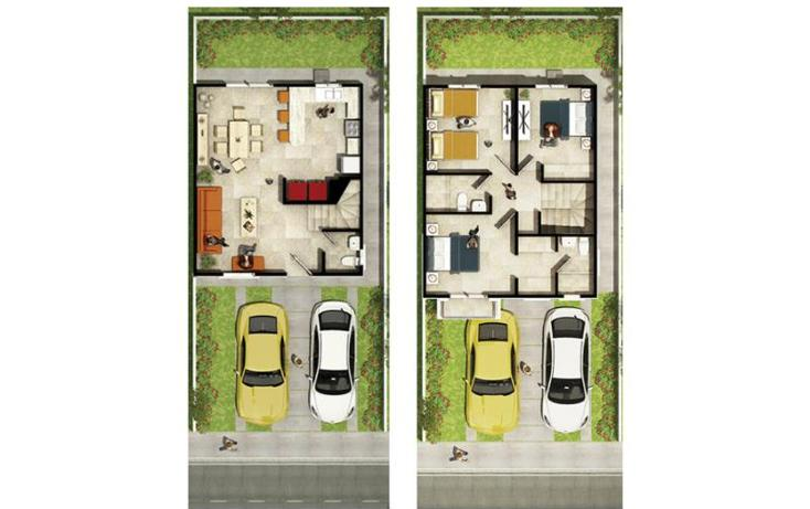 Foto de casa en venta en  211, verona, tijuana, baja california, 980591 No. 02