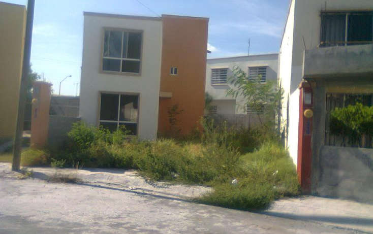 Foto de casa en venta en  212, bugambilias, reynosa, tamaulipas, 1413107 No. 01