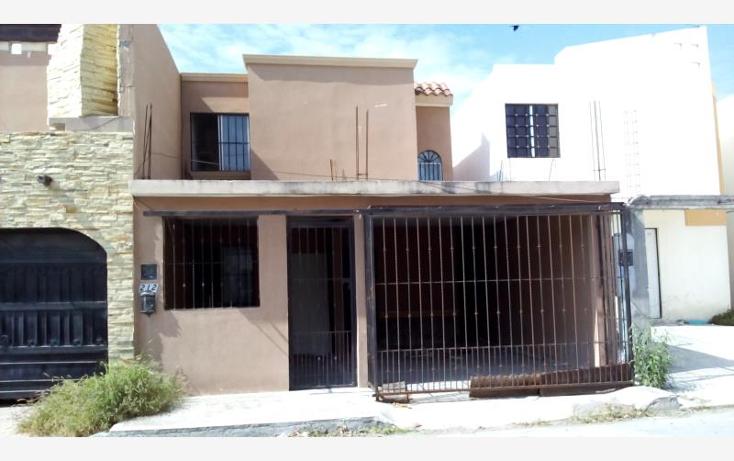 Foto de casa en venta en  212, hacienda las fuentes, reynosa, tamaulipas, 1786328 No. 01
