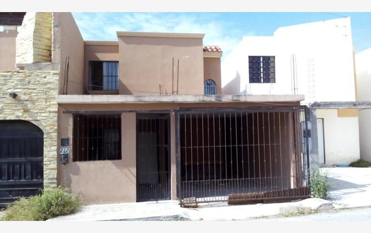 Foto de casa en venta en  212, hacienda las fuentes, reynosa, tamaulipas, 1786328 No. 02