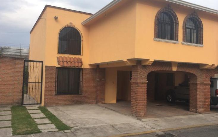 Foto de casa en venta en  212, santa ana tlapaltitlán, toluca, méxico, 955573 No. 01