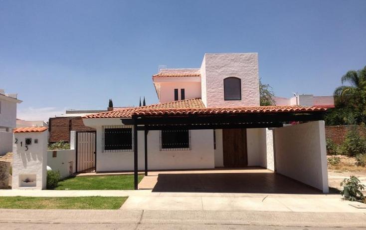 Foto de casa en renta en  213, el palomar, tlajomulco de zúñiga, jalisco, 1667902 No. 01