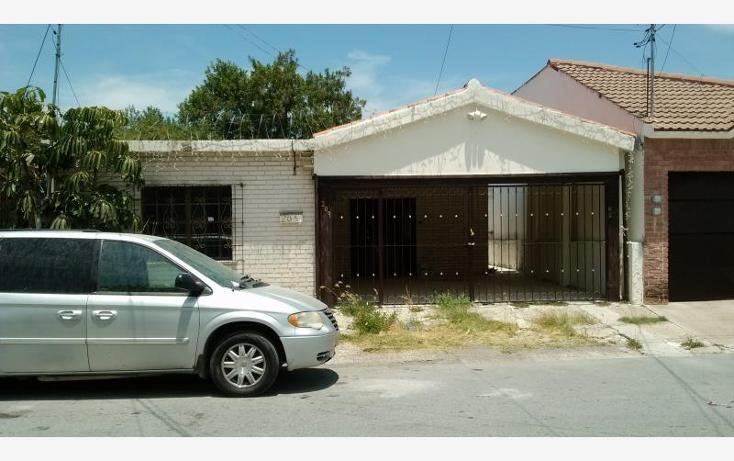Foto de casa en venta en jose arrece 213, la rivereña, san fernando, tamaulipas, 1451595 No. 01