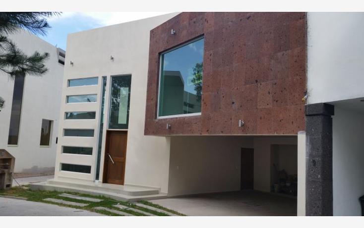 Foto de casa en venta en  213, privadas del pedregal, san luis potosí, san luis potosí, 1600254 No. 01