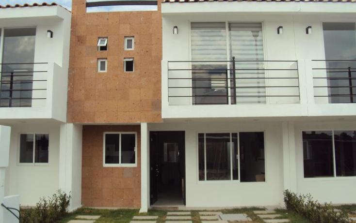 Foto de casa en venta en  213, san baltazar campeche, puebla, puebla, 2036722 No. 01
