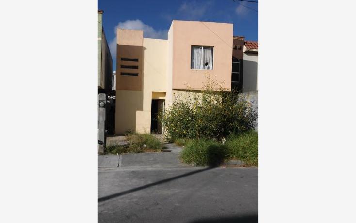 Foto de casa en venta en  214, hacienda las fuentes, reynosa, tamaulipas, 1083191 No. 01