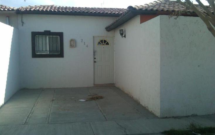 Foto de casa en venta en  214, villas la merced, torreón, coahuila de zaragoza, 1534052 No. 01