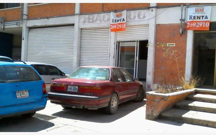 Foto de bodega en renta en  215, ciudad industrial, aguascalientes, aguascalientes, 1409311 No. 01