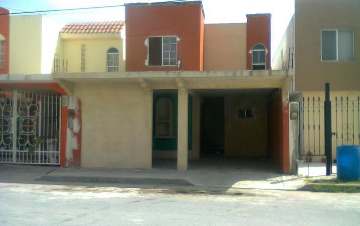 Foto de casa en venta en  215, hacienda las fuentes, reynosa, tamaulipas, 1394853 No. 01