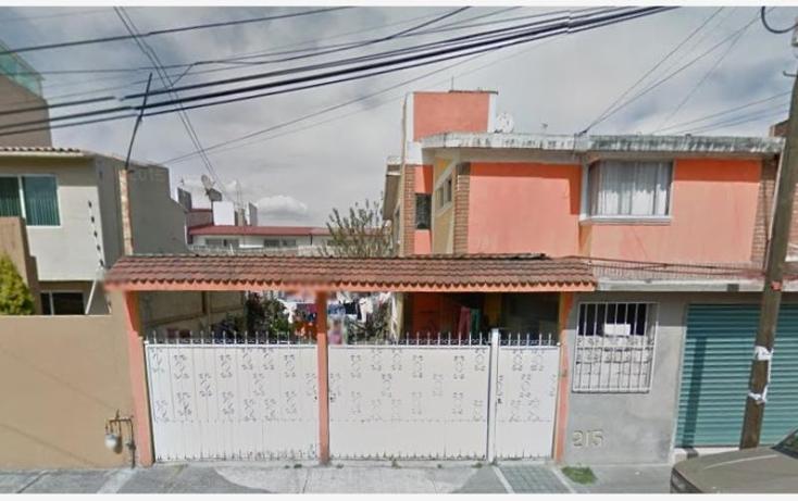 Foto de casa en venta en  215, las torres, toluca, méxico, 1633224 No. 01