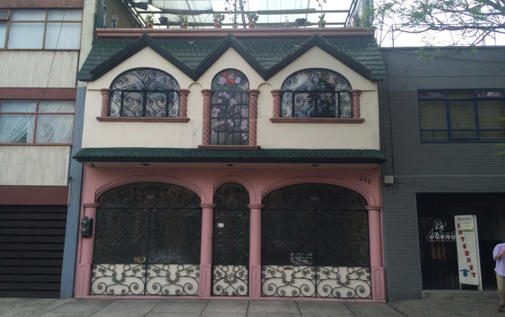 Foto de casa en venta en  215, roma norte, cuauhtémoc, distrito federal, 1924268 No. 01