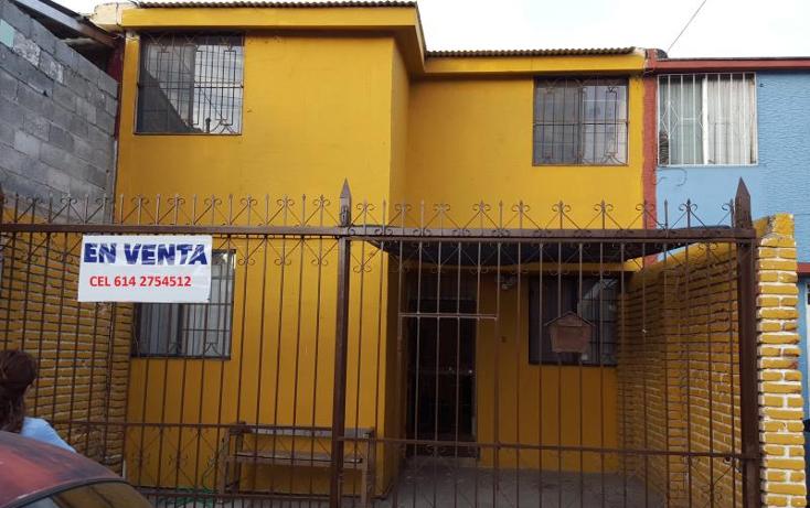 Foto de casa en venta en  215, saucito, chihuahua, chihuahua, 1947000 No. 01