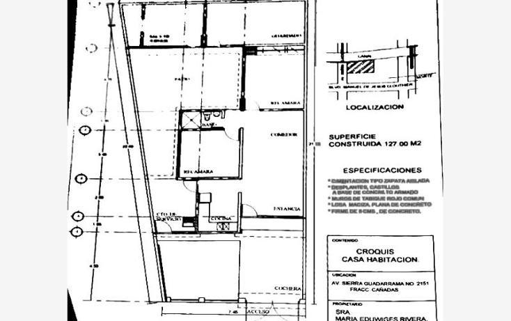 Foto de casa en venta en  2151, cañadas, culiacán, sinaloa, 1979812 No. 02