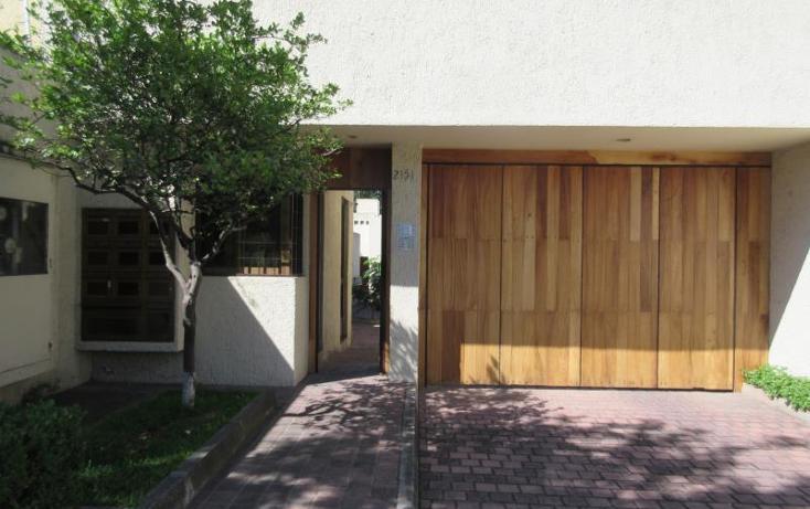 Foto de casa en renta en  2151, colomos providencia, guadalajara, jalisco, 2777437 No. 02