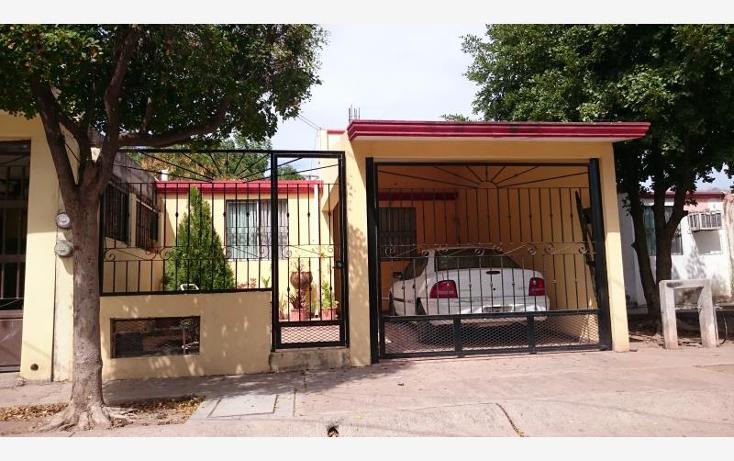 Foto de casa en venta en  2153, santa fe, culiacán, sinaloa, 1753040 No. 01