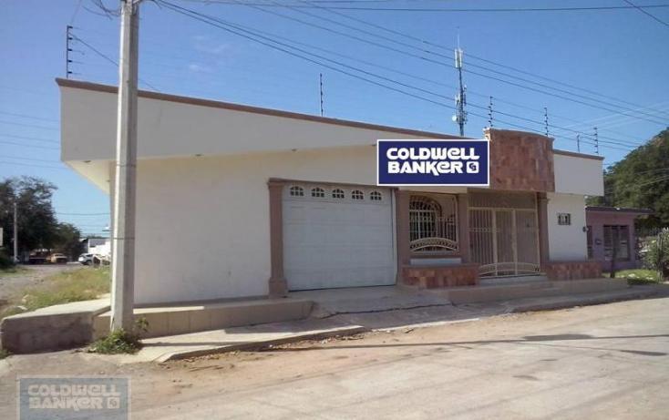 Foto de casa en venta en  2154, miguel hidalgo, culiacán, sinaloa, 1808625 No. 01