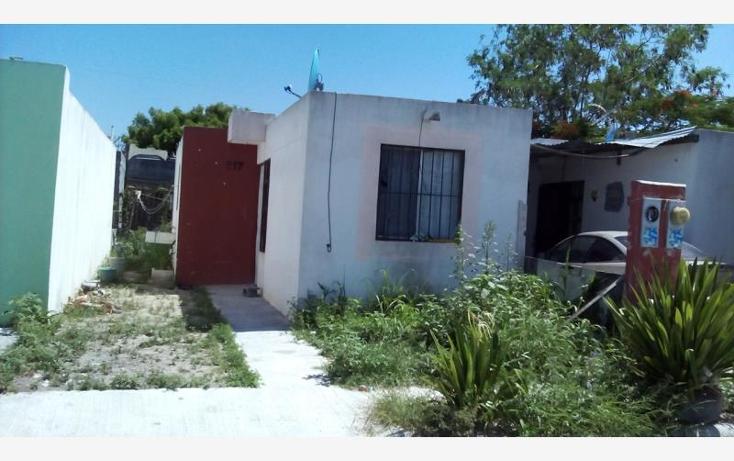 Foto de casa en venta en  217, azteca, r?o bravo, tamaulipas, 2030858 No. 01