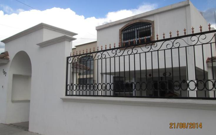 Foto de casa en venta en paseo del rey 217, san patricio, saltillo, coahuila de zaragoza, 2665133 No. 03