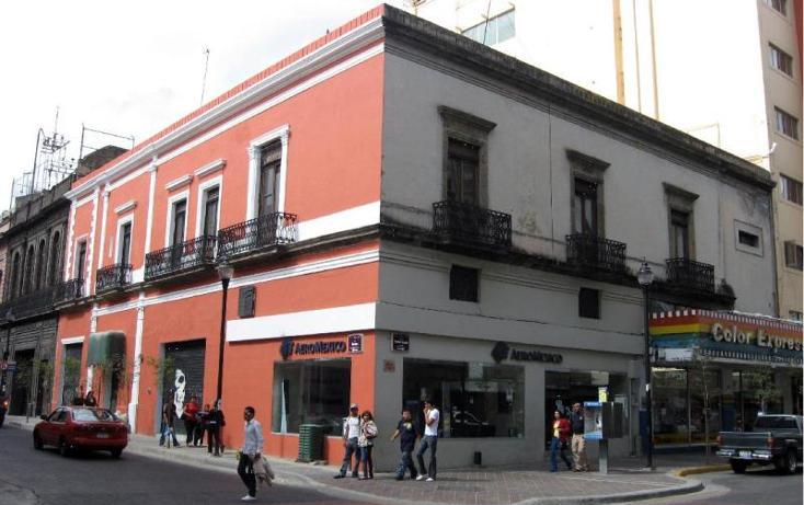 Foto de casa en renta en  218, guadalajara centro, guadalajara, jalisco, 2370892 No. 01