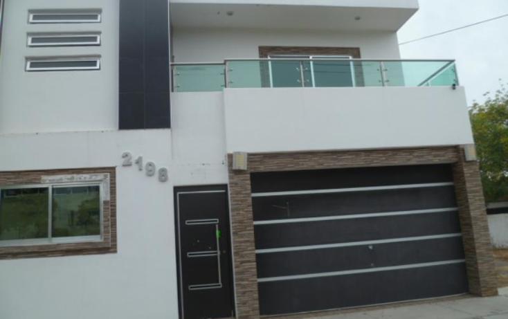 Foto de casa en venta en  2198, nueva vizcaya, culiacán, sinaloa, 1767020 No. 01
