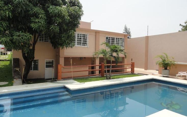 Foto de casa en venta en  22, burgos, temixco, morelos, 411995 No. 01
