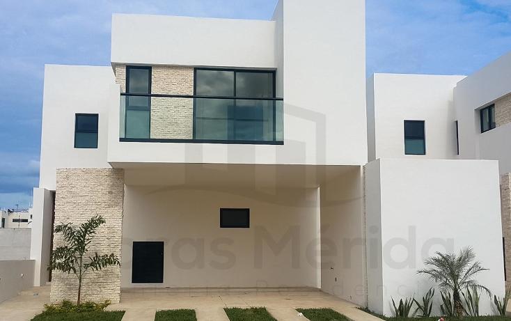 Foto de casa en venta en 22 , conkal, conkal, yucatán, 3423848 No. 01