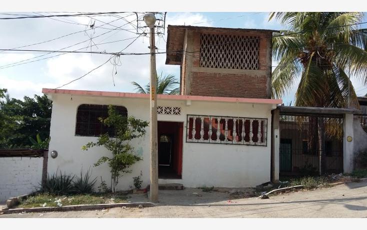Foto de casa en venta en  22, emiliano zapata, acapulco de juárez, guerrero, 1906416 No. 01