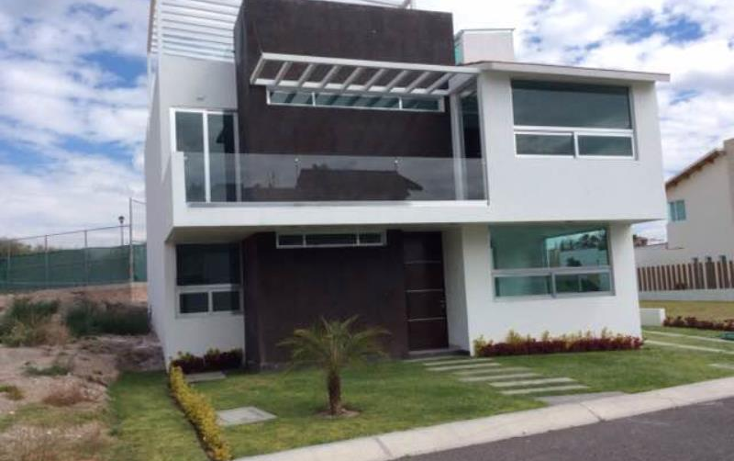 Foto de casa en venta en  22, real del bosque, corregidora, quer?taro, 1374573 No. 01