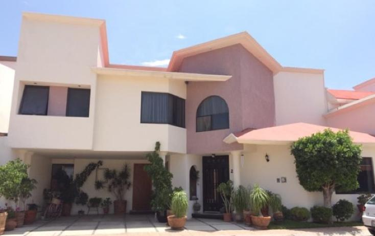 Foto de casa en venta en  22, rincón campestre, corregidora, querétaro, 1944036 No. 01