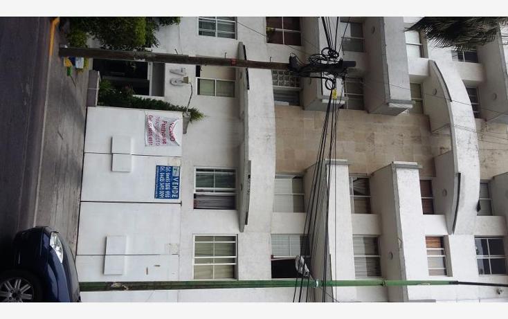 Foto de departamento en venta en  220, narvarte poniente, benito juárez, distrito federal, 2045856 No. 01