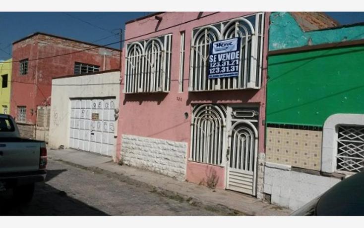 Foto de casa en venta en  220, tlaxcala, san luis potosí, san luis potosí, 1527356 No. 01