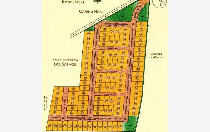Foto de terreno habitacional en venta en  2200, santa anita huiloac, apizaco, tlaxcala, 397191 No. 01