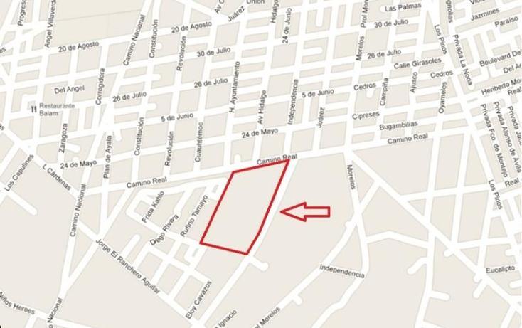 Foto de terreno habitacional en venta en  2200, santa anita huiloac, apizaco, tlaxcala, 397191 No. 03