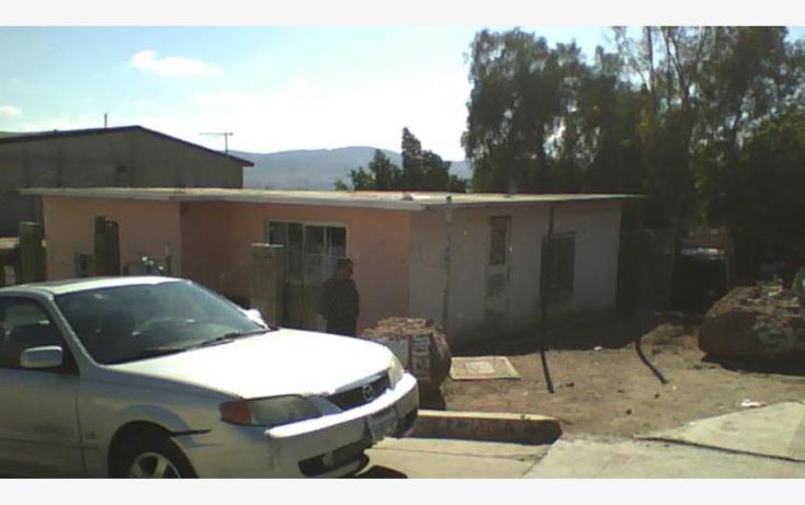 Foto de casa en venta en  22001, mariano matamoros (centro), tijuana, baja california, 596441 No. 01