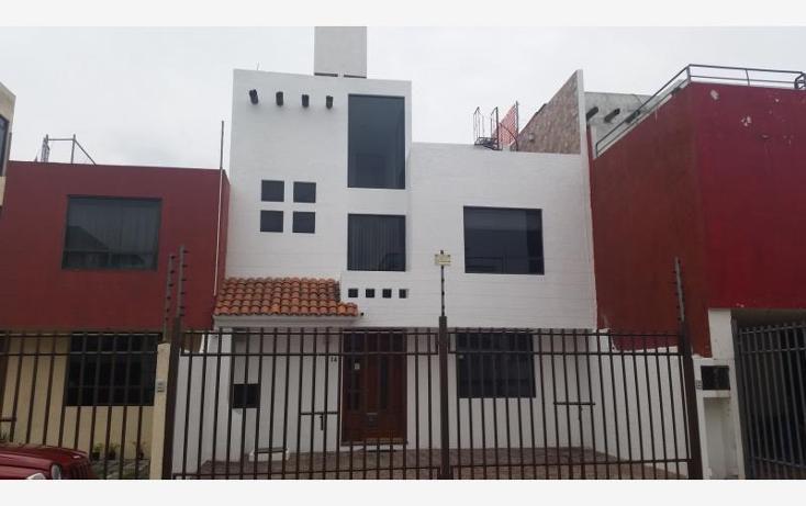 Foto de casa en renta en  221, fuentes del molino, cuautlancingo, puebla, 1814184 No. 01