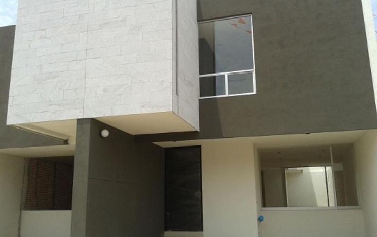 Foto de casa en venta en  221, garita de jalisco, san luis potosí, san luis potosí, 704780 No. 01
