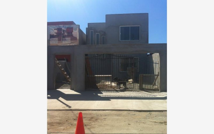 Foto de casa en venta en  221, obrera, ensenada, baja california, 980277 No. 01
