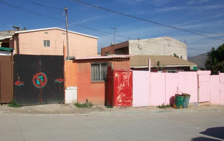Foto de casa en venta en  22102, valle verde, tijuana, baja california, 1602826 No. 01