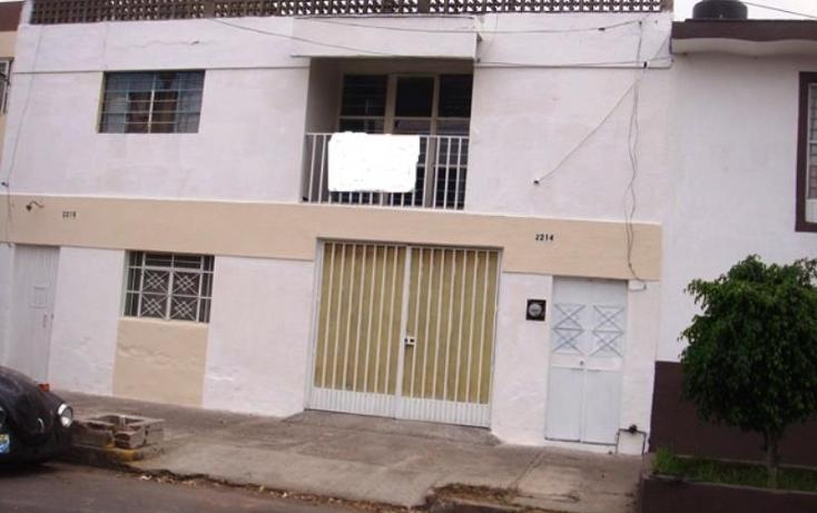 Foto de casa en venta en  2214, blanco y cuellar 2da., guadalajara, jalisco, 1781762 No. 01