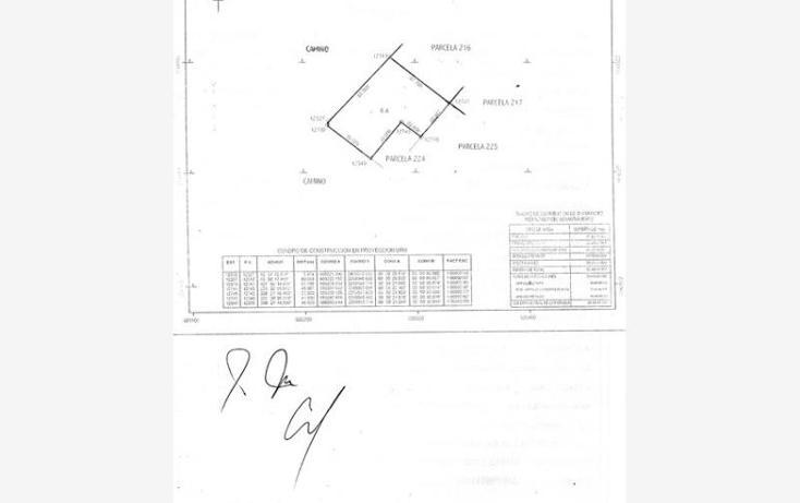 Foto de terreno habitacional en venta en parcela 223, rancho el zapote, tlajomulco de zúñiga, jalisco, 1995644 No. 07