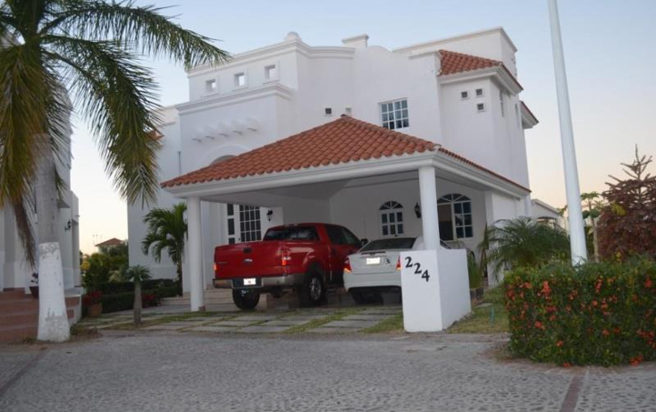 Foto de casa en venta en  224, club real, mazatl?n, sinaloa, 1591166 No. 01