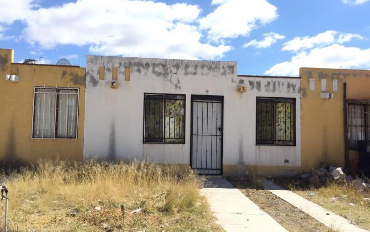 Foto de casa en venta en  224, villa de nuestra señora de la asunción sector guadalupe, aguascalientes, aguascalientes, 1727450 No. 01